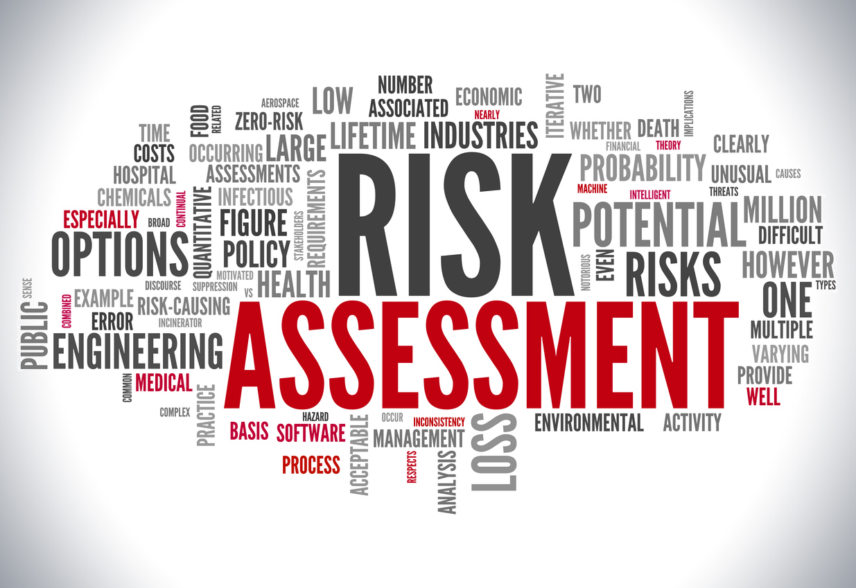 Risk Assessment Word Jumble